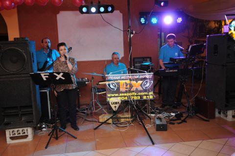 Zespół muzyczny FX    tel.504783219